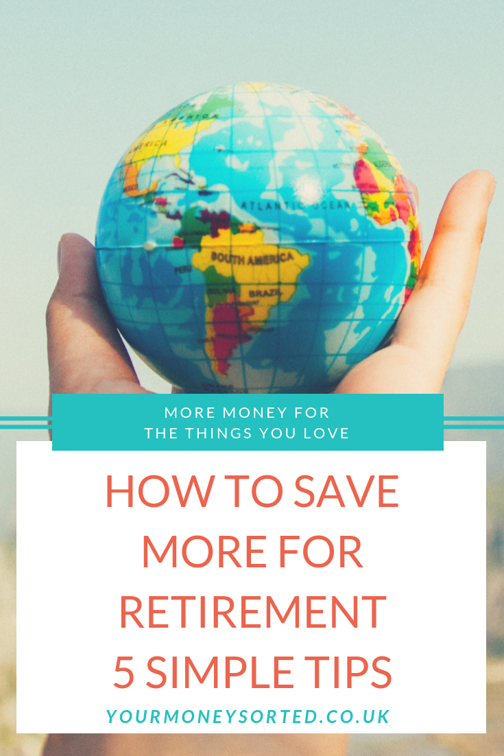 How to save more for retirement