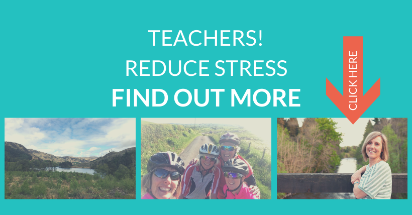 reduce stress for teachers