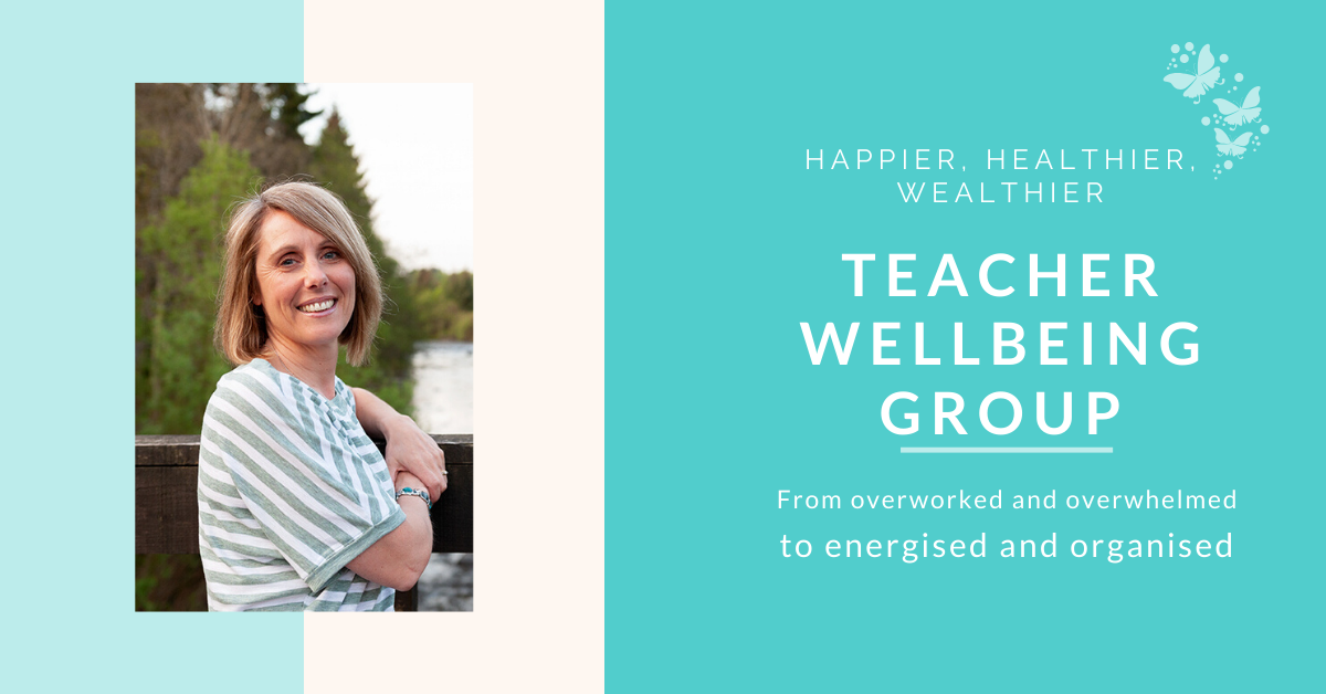 teacher wellbeing group