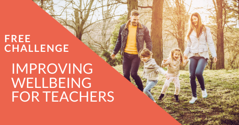 wellbeing for teachers