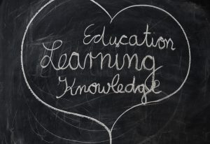 education, learning and knowledge board