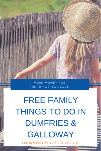 Here are free family things to do in Dumfries & Galloway. #FreeThingsToDo #FreeActivties #FamilyFun #DumfriesGalloway #FreeThingsToDoWithKids #FreeThingsToDoWithKidsIdeas